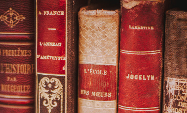 French for academic purposes